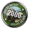 DoD:S 2000 Hours