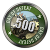 DoD:S 500 Hours