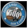 GMOD 500 Hours