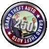 GTA 250 Hours
