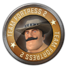 TF2 Saxton Hale's Excellence In Combat Award